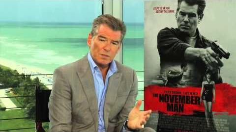 Pierce Brosnan On Returning To Action & Joining Expendables 4-0