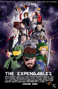 The expendables by thierryart-d5mn8qy