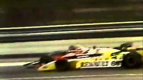 Gilles Villenueve VS Rene Arnoux