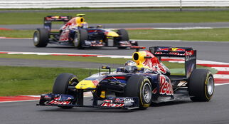 British GP Red Bull 0