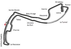 Circuit de Monaco 1976