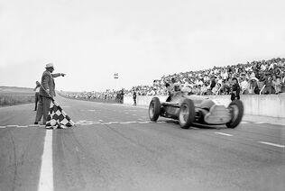 1950 6 Fangio