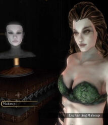 Fable 3 Enchanting Makeup