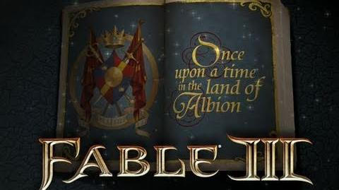 Fable III Launch Trailer