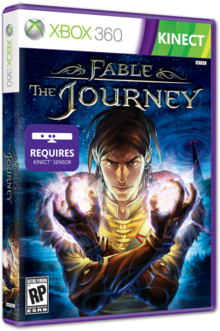 Fable The Journey Box Art