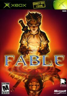 Xbox fable high res