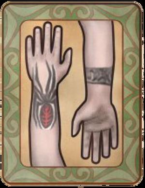Red Widow Tattoo