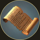 Scrawled Parchment