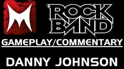Rock Band Vs. Real Band - Battle for Earth by Danny Johnson (Gameplay Commentary)