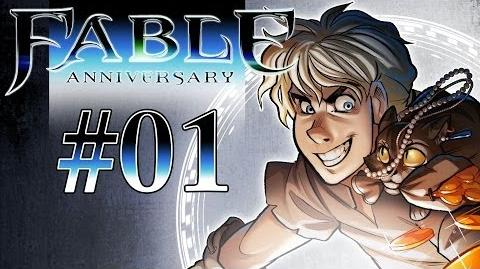 Fable Anniversary Gameplay Walkthrough w SSoHPKC Part 1 - Good or Evil?