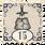 Stamp Arthur Robin Sword