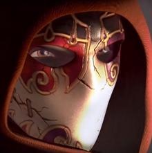 Jack's mask