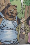 Papa Bear and Goldilocks