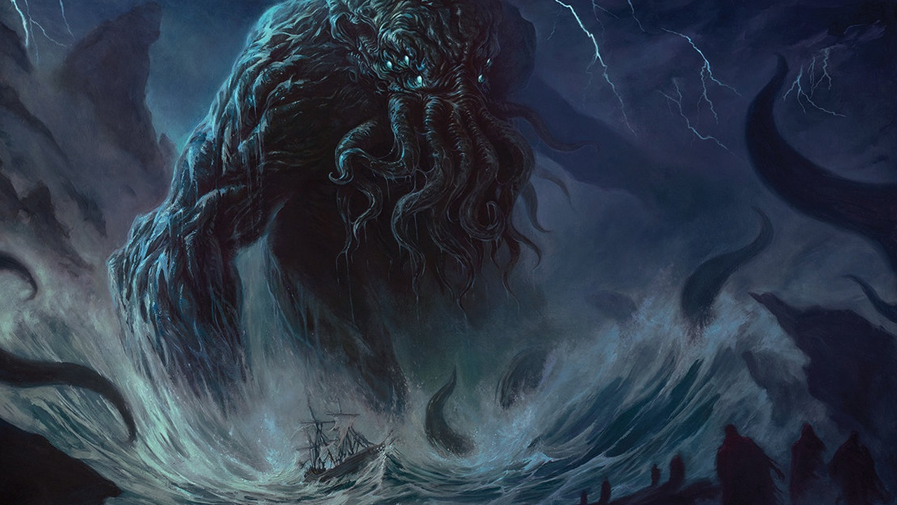 Cthulhu Factpile Wiki Fandom Powered By Wikia
