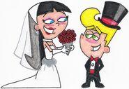 Trixie n remy s wedding day by nintendomaximus-d3lbq2s