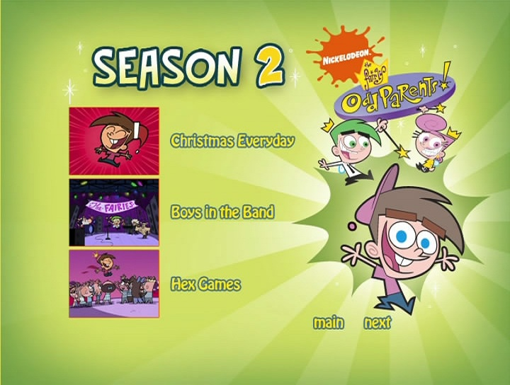 chloe is a good addition fairlyoddparents - Fairly Oddparents Christmas Everyday
