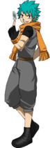 Akito's Appearance