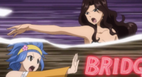 Cana and Levy attack together