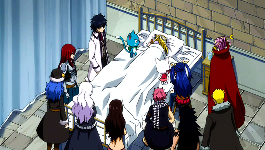 Image - In the infirmary.png | Fairy Tail Wiki | FANDOM powered by ...