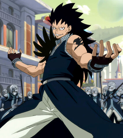 File:Gajeel new profile.jpg