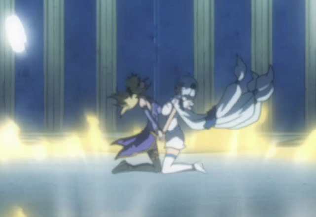 File:Lucy and Yukino combine their powers.png