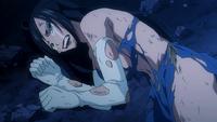 Minerva cries
