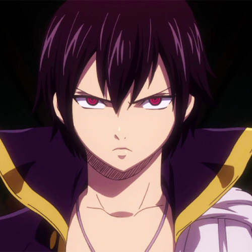 Anime Characters That Start With E : Image zeref avatar fairy tail wiki fandom