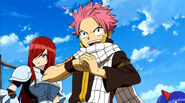 Natsu on FT movie