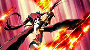 Erza's Flame Slash