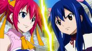 Wendy versus Sherria