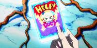 Karta Pomóc Lucy