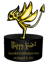 Happy Award 2