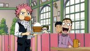 Natsu Eating Orders