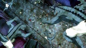 Fairy Tail vs. Lizardmen