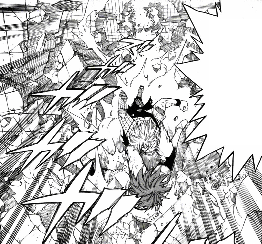 image natsu attacking jellal in dragon force png fairy tail