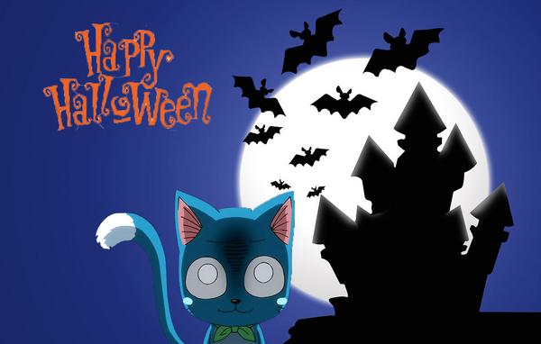 Happy Halloween from Rif