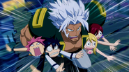 Fairy Tail A begins Sky Labyrinth