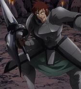 Dan's armor