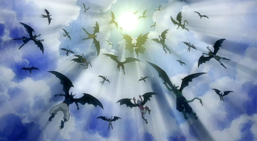 Episode 18 Fairy Tail Wiki Fandom Powered By Wikia