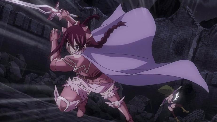 Fairy Tail Erza Tartaros Arc: User Blog:Miskos3/Fairy Tail Episode 257: Tartaros Arc