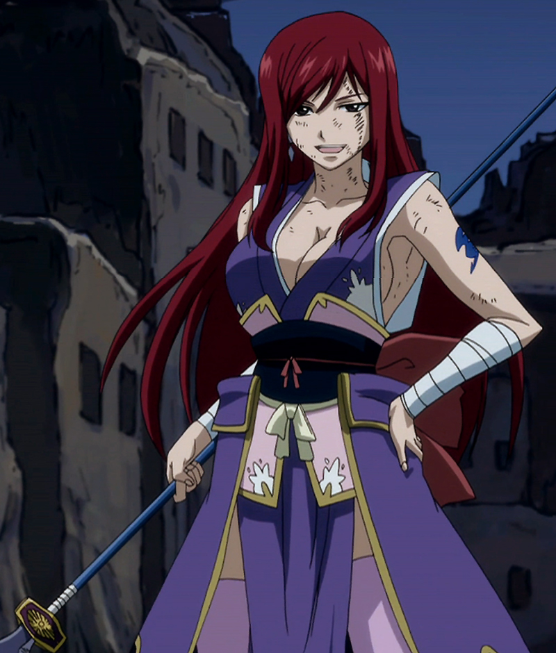 Image - Yuen close.jpg | Fairy Tail Wiki | Fandom powered ...