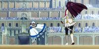 Kagura Mikazuchi vs. Yukino Agria