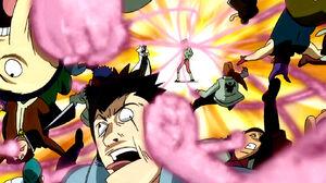 Wakaba's Smoke Crush