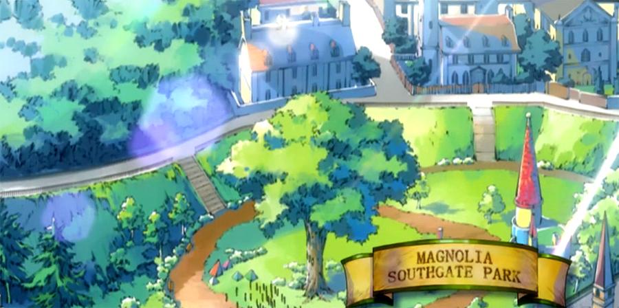 Parc de Magnolia