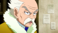 Makarov thinks of a strategy