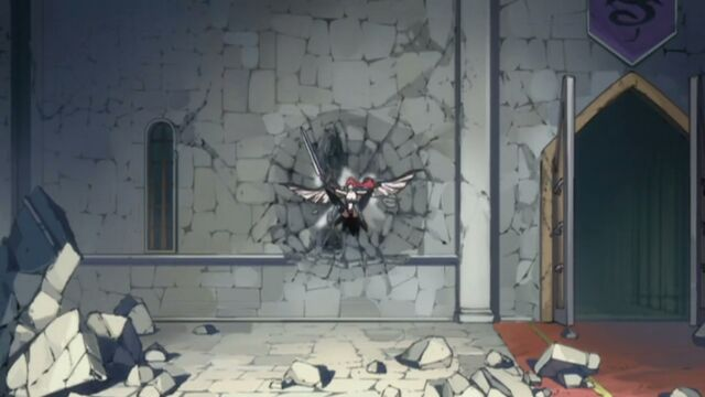 File:Erza pushed to wall.jpg