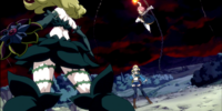 Imitatia vs. Natsu Dragneel