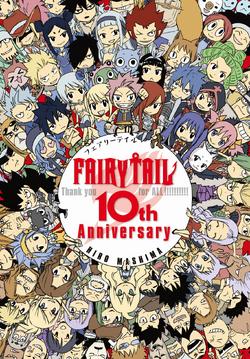 Szczęśliwych 10-tych urodzin, Fairy Tail!