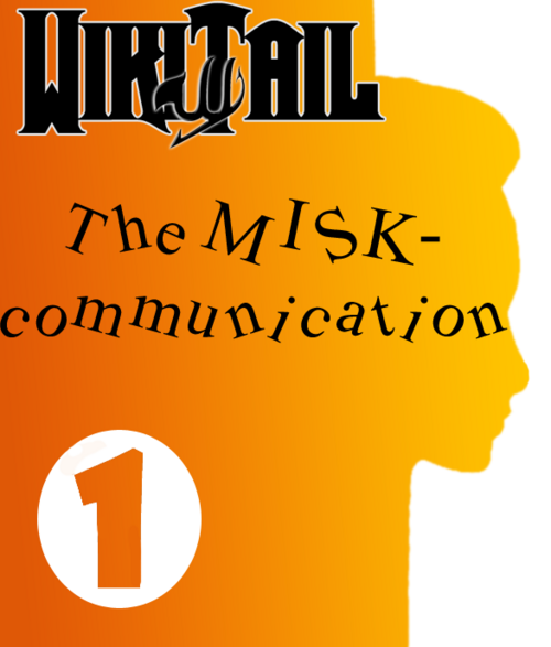 Wiki Tail Chapter 1 Cover