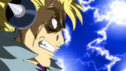 Angry Laxus